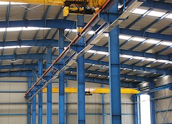 Brisk demand for factory-warehouses in West Midlands
