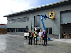Gloveman Supplies agrees 15 year lease for Redruth factory unit