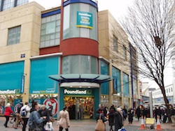 Birmingham welcomes Poundland's 500th retail store