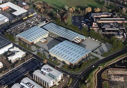 SEGRO secures commercial property development pre-let in Reading