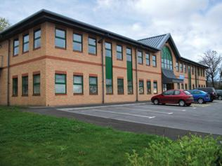 Innovate Trust and Huw David Design lease over 3,000 sq ft of office space at Talbot Green Business Centre